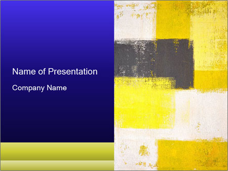Abstract art powerpoint template backgrounds id 0000095323 abstract art powerpoint templates toneelgroepblik Gallery