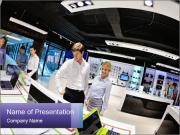 Consumer electronics Modelos de apresentações PowerPoint