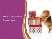 Gift Boxes PowerPoint Templates