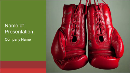 boxing gloves powerpoint template backgrounds google slides id
