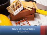 Building and construction Modelos de apresentações PowerPoint