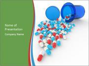 Pills Modèles des présentations  PowerPoint