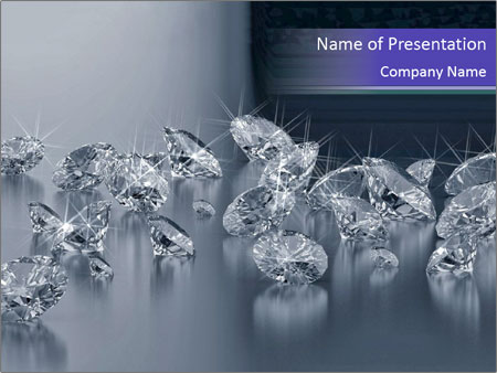 Diamonds powerpoint template backgrounds id 0000095879 diamonds powerpoint template toneelgroepblik Image collections