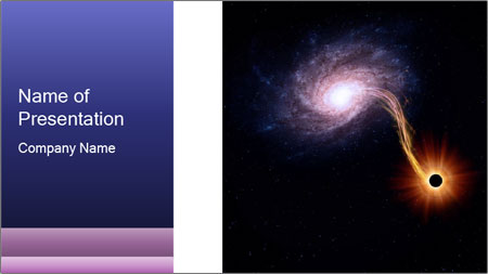 galaxy powerpoint template backgrounds google slides id