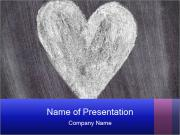 Heart shape PowerPoint Templates