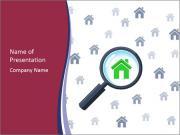 Choosing home Modelos de apresentações PowerPoint