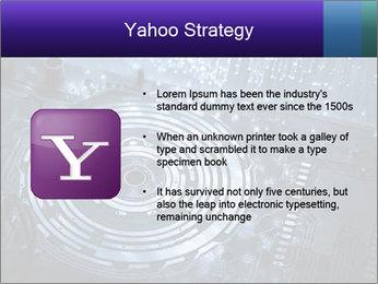 0000096430 Шаблоны презентаций PowerPoint - Слайд 11