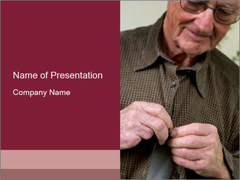0000096504 PowerPoint Template - Slide 1