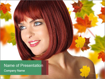 0000096507 PowerPoint Template - Slide 1