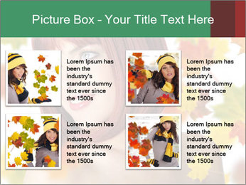0000096507 PowerPoint Template - Slide 14