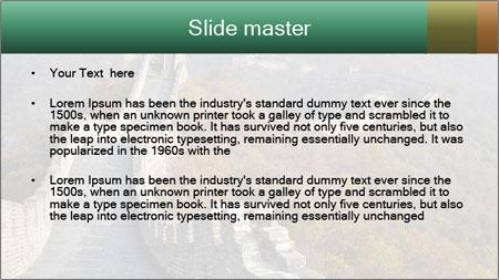 0000096509 PowerPoint Template - Slide 2