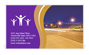 0000096520 Business Card Template