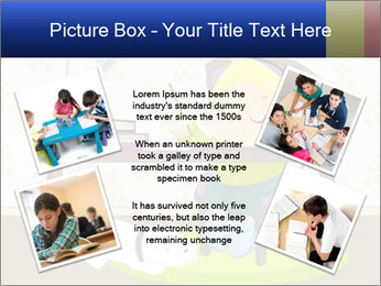 0000096523 PowerPoint Template - Slide 24
