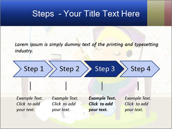 0000096523 PowerPoint Template - Slide 4