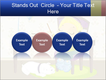 0000096523 PowerPoint Template - Slide 76