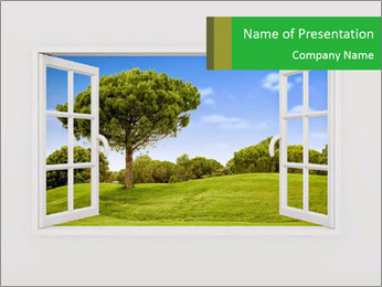 0000096539 PowerPoint Template - Slide 1
