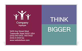0000096549 Business Card Template