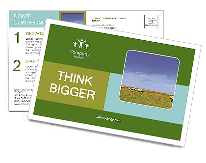 0000096558 Postcard Template