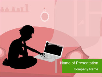 0000096579 PowerPoint Template - Slide 1