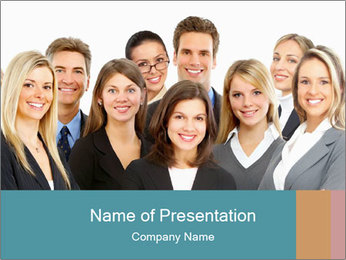 0000096581 PowerPoint Template - Slide 1