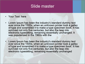 0000096592 PowerPoint Template - Slide 2