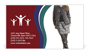 0000096602 Business Card Template