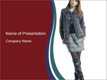 0000096602 PowerPoint Template - Slide 1
