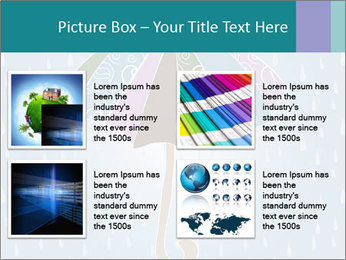 0000096604 PowerPoint Template - Slide 14