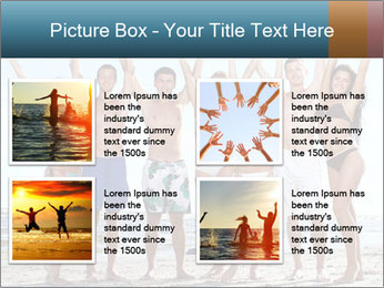 0000096607 PowerPoint Template - Slide 14
