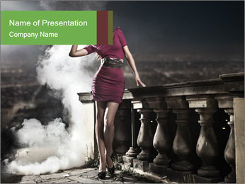0000096612 PowerPoint Template - Slide 1