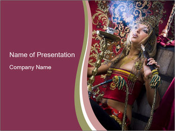 0000096614 PowerPoint Template - Slide 1