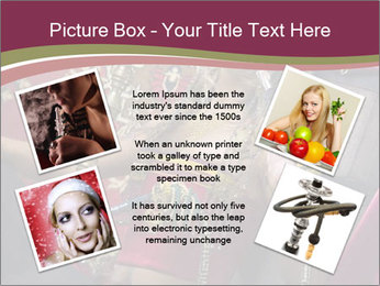 0000096614 PowerPoint Template - Slide 24