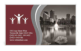 0000096615 Business Card Template