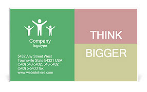 0000096623 Business Card Template