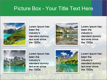 0000096630 PowerPoint Template - Slide 14