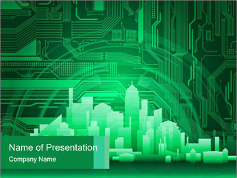 0000096632 PowerPoint Template - Slide 1