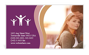 0000096665 Business Card Template