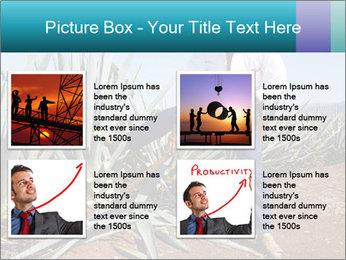 0000096669 PowerPoint Template - Slide 14