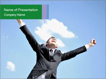 0000096680 PowerPoint Template - Slide 1