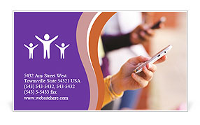 0000096687 Business Card Template