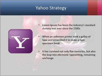 Luxurious purple PowerPoint Template - Slide 11