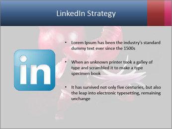 Luxurious purple PowerPoint Template - Slide 12