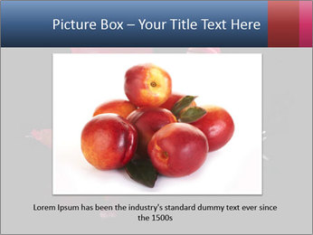 Luxurious purple PowerPoint Template - Slide 15