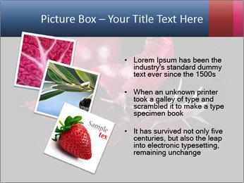 Luxurious purple PowerPoint Template - Slide 17
