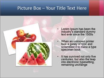 Luxurious purple PowerPoint Template - Slide 20