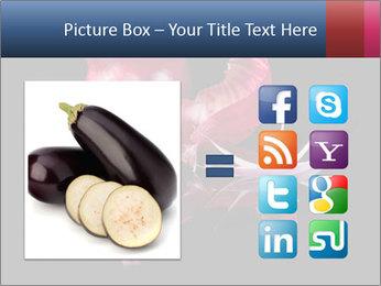 Luxurious purple PowerPoint Template - Slide 21