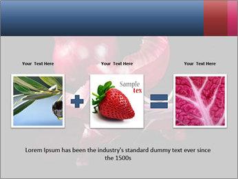 Luxurious purple PowerPoint Template - Slide 22