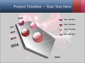 Luxurious purple PowerPoint Template - Slide 26