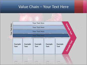 Luxurious purple PowerPoint Template - Slide 27