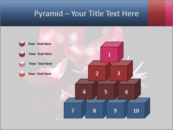 Luxurious purple PowerPoint Template - Slide 31